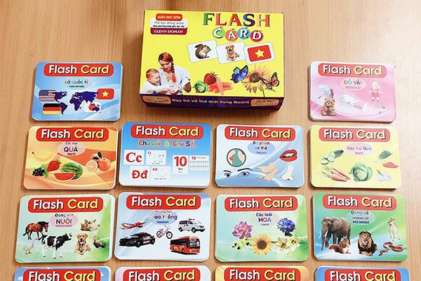 Tầm ảnh hưởng của Flashcard đối với với sự phát triển của trẻ em